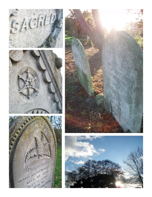 who doesn't love a good cemetery?